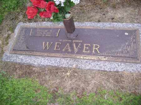 WEAVER, PHILLIP T. - Lawrence County, Arkansas | PHILLIP T. WEAVER - Arkansas Gravestone Photos