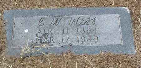 "WEBB, CLARENCE WALKER ""C. W."" - Lawrence County, Arkansas 