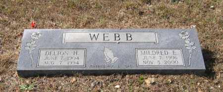 WEBB, MILDRED E. - Lawrence County, Arkansas | MILDRED E. WEBB - Arkansas Gravestone Photos