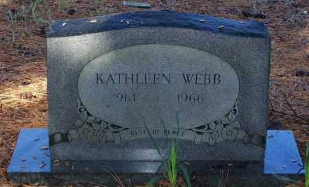 WEBB, KATHLEEN - Lawrence County, Arkansas | KATHLEEN WEBB - Arkansas Gravestone Photos