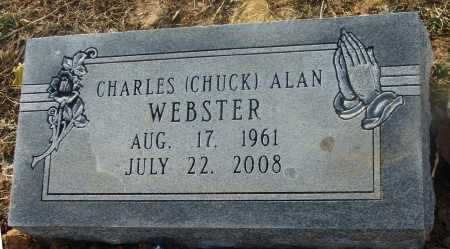 "WEBSTER, CHARLES ALAN ""CHUCK"" - Lawrence County, Arkansas 
