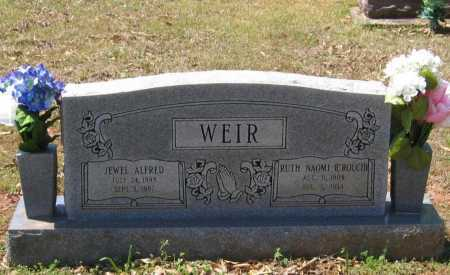 WEIR, RUTH NAOMI - Lawrence County, Arkansas | RUTH NAOMI WEIR - Arkansas Gravestone Photos