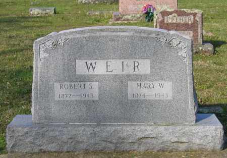 "WEIR, ROBERT SLOAN ""BOB"" - Lawrence County, Arkansas 