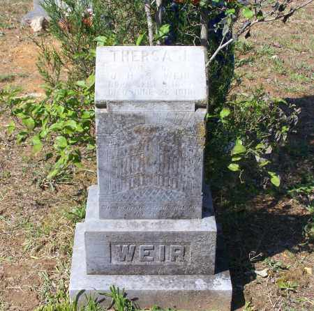 WEIR, THURSA JANE - Lawrence County, Arkansas | THURSA JANE WEIR - Arkansas Gravestone Photos