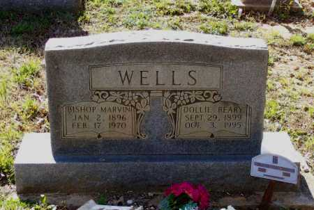 BEARY WELLS, DOLLIE OLLIE - Lawrence County, Arkansas | DOLLIE OLLIE BEARY WELLS - Arkansas Gravestone Photos
