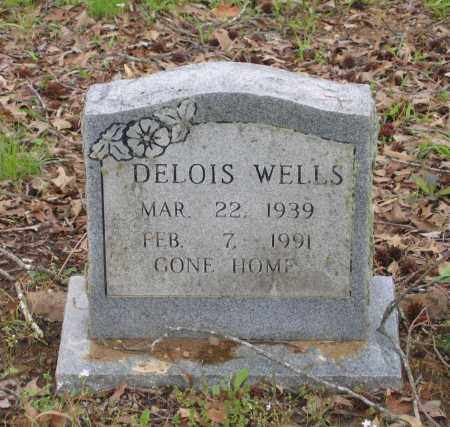 WELLS, DELOIS MAE - Lawrence County, Arkansas | DELOIS MAE WELLS - Arkansas Gravestone Photos