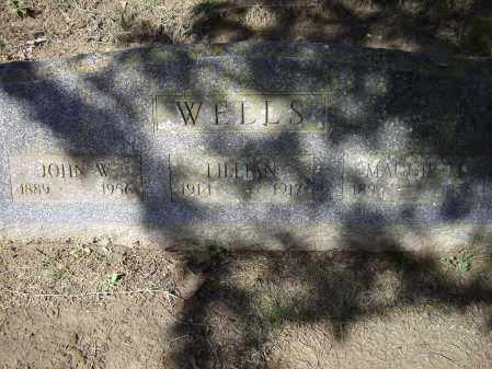 HUFSTEDLER WELLS, MAGGIE M. - Lawrence County, Arkansas | MAGGIE M. HUFSTEDLER WELLS - Arkansas Gravestone Photos