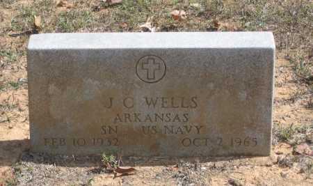 WELLS (VETERAN), J. C. - Lawrence County, Arkansas | J. C. WELLS (VETERAN) - Arkansas Gravestone Photos