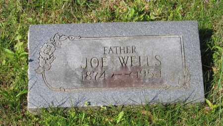 WELLS, JOE - Lawrence County, Arkansas | JOE WELLS - Arkansas Gravestone Photos