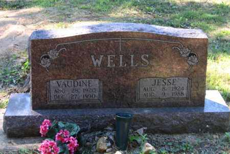 WELLS, JESSE - Lawrence County, Arkansas | JESSE WELLS - Arkansas Gravestone Photos