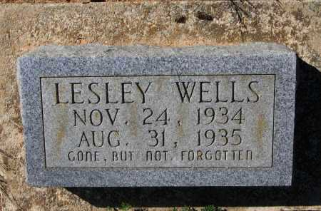 WELLS, LESLEY - Lawrence County, Arkansas | LESLEY WELLS - Arkansas Gravestone Photos