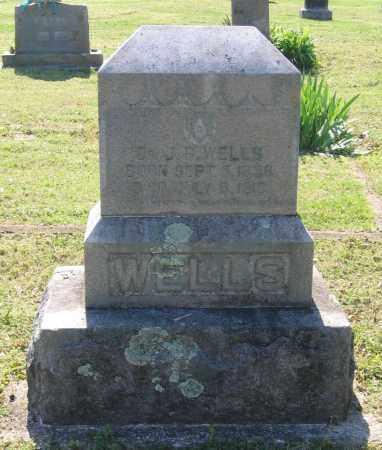 WELLS, MD (VETERAN CSA), JOHN REDMON - Lawrence County, Arkansas | JOHN REDMON WELLS, MD (VETERAN CSA) - Arkansas Gravestone Photos
