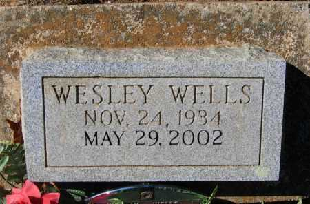 WELLS, WESLEY - Lawrence County, Arkansas | WESLEY WELLS - Arkansas Gravestone Photos