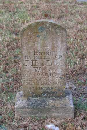 WHITE, BONNIE - Lawrence County, Arkansas | BONNIE WHITE - Arkansas Gravestone Photos