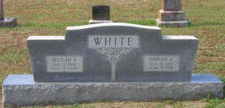 WHITE, BEULAH E. - Lawrence County, Arkansas | BEULAH E. WHITE - Arkansas Gravestone Photos