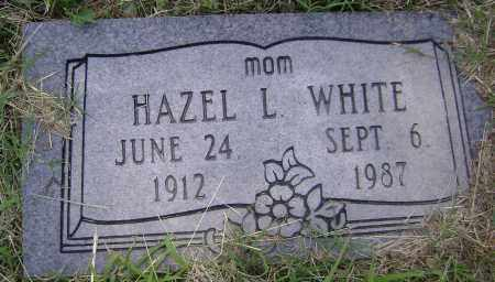 WHITE, HAZEL LEE - Lawrence County, Arkansas | HAZEL LEE WHITE - Arkansas Gravestone Photos