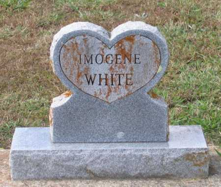 WHITE, IMOGENE - Lawrence County, Arkansas | IMOGENE WHITE - Arkansas Gravestone Photos