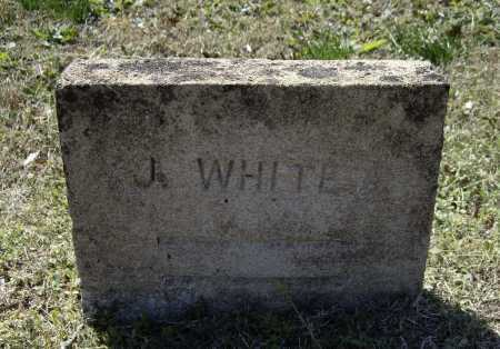 WHITE, J. - Lawrence County, Arkansas | J. WHITE - Arkansas Gravestone Photos