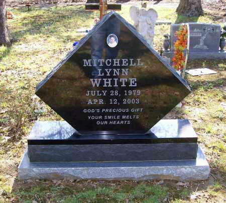 WHITE, MITCHELL LYNN - Lawrence County, Arkansas | MITCHELL LYNN WHITE - Arkansas Gravestone Photos