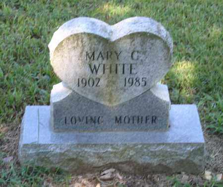 WHITE, MARY C. - Lawrence County, Arkansas | MARY C. WHITE - Arkansas Gravestone Photos