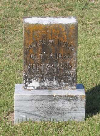 WHITE, NANCY JOSEPHINE - Lawrence County, Arkansas | NANCY JOSEPHINE WHITE - Arkansas Gravestone Photos