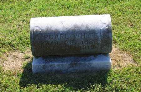 WHITE, PEARL - Lawrence County, Arkansas | PEARL WHITE - Arkansas Gravestone Photos
