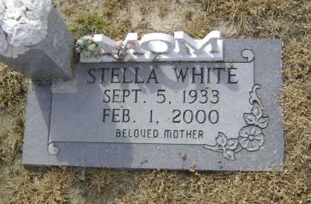 WHITE, STELLA - Lawrence County, Arkansas | STELLA WHITE - Arkansas Gravestone Photos