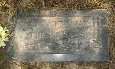 WHITEHEAD, IVA J. - Lawrence County, Arkansas | IVA J. WHITEHEAD - Arkansas Gravestone Photos
