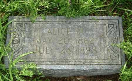 MARTIN, ALICE - Lawrence County, Arkansas | ALICE MARTIN - Arkansas Gravestone Photos
