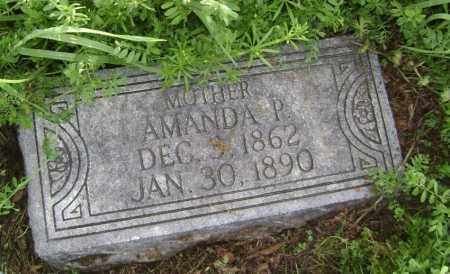 WHITLOW, AMANDA P. - Lawrence County, Arkansas | AMANDA P. WHITLOW - Arkansas Gravestone Photos