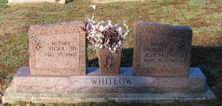 WHITLOW, DWAYNE SCOTT - Lawrence County, Arkansas | DWAYNE SCOTT WHITLOW - Arkansas Gravestone Photos