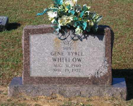 "WHITLOW, MICHAEL EUGENE TYREL ""GENE"" - Lawrence County, Arkansas 