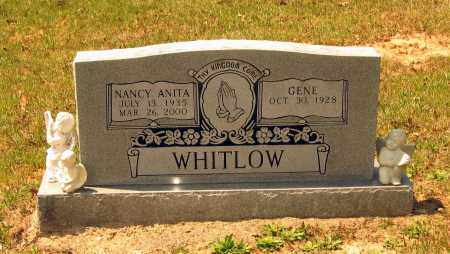 WHITLOW, NANCY ANITA - Lawrence County, Arkansas | NANCY ANITA WHITLOW - Arkansas Gravestone Photos