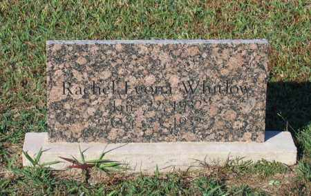WHITLOW, RACHEL LEONA - Lawrence County, Arkansas | RACHEL LEONA WHITLOW - Arkansas Gravestone Photos
