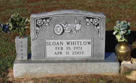 WHITLOW, SLOAN - Lawrence County, Arkansas | SLOAN WHITLOW - Arkansas Gravestone Photos