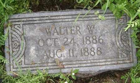 WHITLOW, WALTER W. - Lawrence County, Arkansas | WALTER W. WHITLOW - Arkansas Gravestone Photos