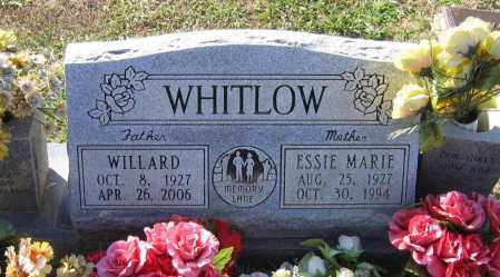 WELLS WHITLOW, ESSIE MARIE - Lawrence County, Arkansas | ESSIE MARIE WELLS WHITLOW - Arkansas Gravestone Photos
