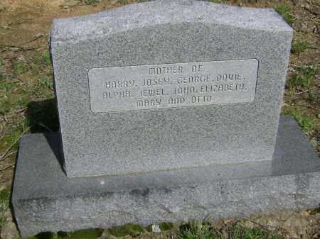 WHITMIRE, IDA BELL - Lawrence County, Arkansas | IDA BELL WHITMIRE - Arkansas Gravestone Photos