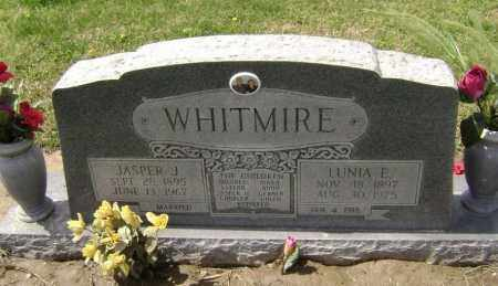 WHITMIRE, SR., JASPER JAMES - Lawrence County, Arkansas | JASPER JAMES WHITMIRE, SR. - Arkansas Gravestone Photos