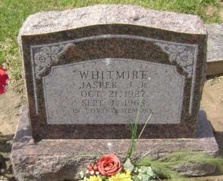 WHITMIRE, JR., JASPER JAMES - Lawrence County, Arkansas | JASPER JAMES WHITMIRE, JR. - Arkansas Gravestone Photos