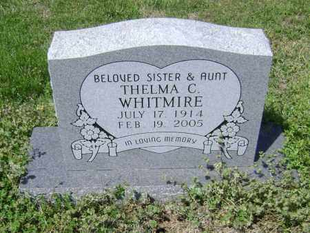 WHITMIRE, THELMA CALLIE - Lawrence County, Arkansas | THELMA CALLIE WHITMIRE - Arkansas Gravestone Photos
