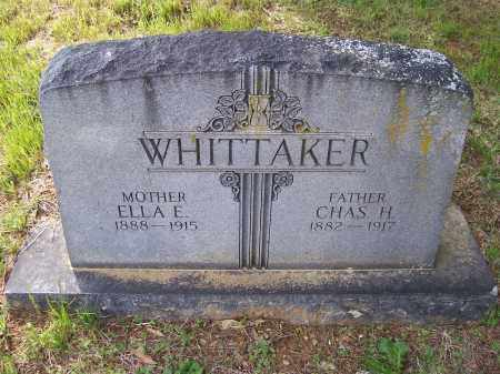 WHITTAKER, ELLA MAE - Lawrence County, Arkansas | ELLA MAE WHITTAKER - Arkansas Gravestone Photos