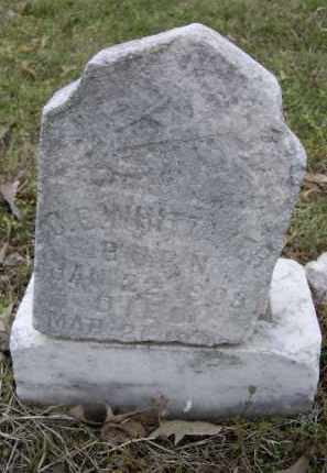 WHITTAKER, C. E. - Lawrence County, Arkansas | C. E. WHITTAKER - Arkansas Gravestone Photos