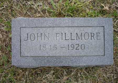 WHITTAKER, JOHN FILLMORE - Lawrence County, Arkansas | JOHN FILLMORE WHITTAKER - Arkansas Gravestone Photos