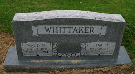 "WHITTAKER, THOMAS HENRY ""TOM"" - Lawrence County, Arkansas 