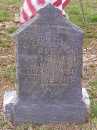HILLERS WHITTAKER, MARY ANN - Lawrence County, Arkansas | MARY ANN HILLERS WHITTAKER - Arkansas Gravestone Photos