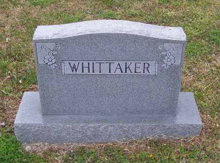 WHITTAKER FAMILY STONE,  - Lawrence County, Arkansas |  WHITTAKER FAMILY STONE - Arkansas Gravestone Photos