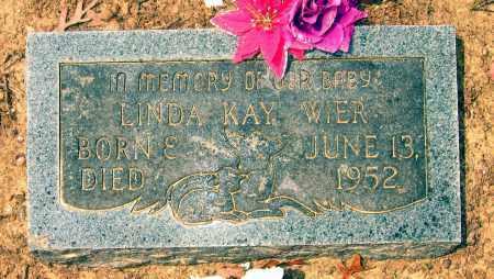 WIER, LINDA KAY - Lawrence County, Arkansas | LINDA KAY WIER - Arkansas Gravestone Photos