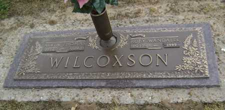 WILCOXSON, ALVIN THOMAS - Lawrence County, Arkansas | ALVIN THOMAS WILCOXSON - Arkansas Gravestone Photos