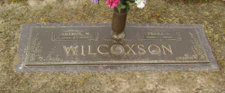 WILCOXSON, ARTHUR WILLIAM - Lawrence County, Arkansas | ARTHUR WILLIAM WILCOXSON - Arkansas Gravestone Photos